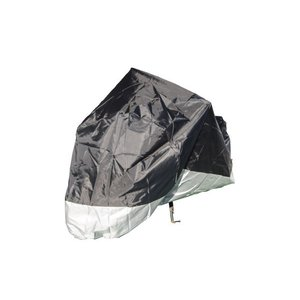 バイクカバー 汎用 2XL/4XL 選べるサイズ 防水 防塵 UVカット 留めゴム XXL XXXXL|azzurri