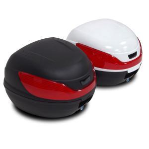 バイク リアボックス (32L-Aタイプ) カギ&アタッチメント付き 2色 トップケース リアボックス/大容量|azzurri