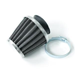 バイク用 パワーフィルター/エアフィルター ステンレス メッシュ 35mm/42mm/48mm/50mm/54mm 1個|azzurri