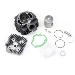 ボアアップキット HONDA DIO/ジョルノ/ZX/タクト 原付用 ピストン径:50mm 排気量:81.2cc azzurri