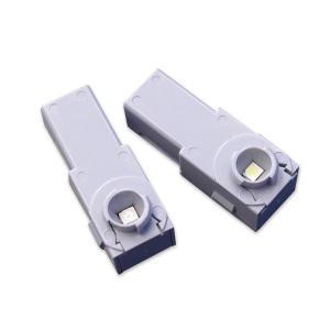 20 ヴェルファイア LEDインナーランプ フットランプ/足元  2P (ブルー/ホワイト) ☆SALE特価 (ネコポス送料無料)|azzurri