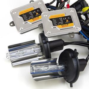HID キット H4Lo固定 55W 極薄型 HID 交流式バラスト/保証/即納 HIDキット hidコンバージョンキット azzurri