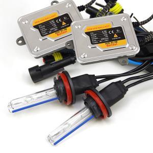 HID キット H8 55W 厚型 HID 交流式バラスト/保証/即納 HIDキット hidコンバージョンキット|azzurri