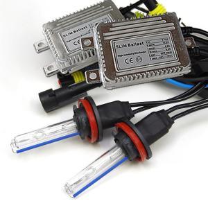 HID キット H8 55W 極薄型 HID 交流式バラスト/保証/即納 HIDキット hidコンバージョンキット|azzurri