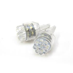 スペーシア/カスタム MK32S リア ウインカー LED バルブ T20 ピンチ部違い 21連 アンバー/オレンジ(送料無料)|azzurri