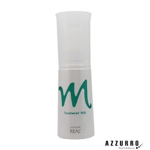 リアル化学 ルシケア トリートメントミルク M 120g