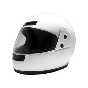 B&B SG安全規格品 フルフェイスヘルメット ホワイト BB100