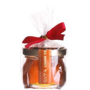 オレンジ蜂蜜 35g <リボン付PP袋入り>|b-bees