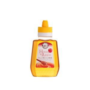 りんご果汁入り蜂蜜 240g b-bees