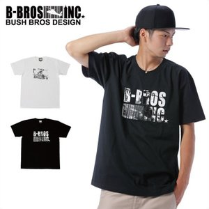 BUSH BROS DESIGN(ブッシュブロスデザイン) 半袖 Tシャツ COMBAT S/S TEE(BBD-SS006) ストリート系 B系 大きいサイズ|b-bros