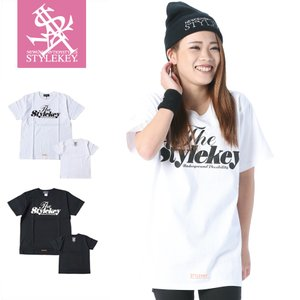 STYLEKEY スタイルキー Tシャツ SWEET LOGO S/S TEE(SK18SP-SS01) ストリート系女子 B系 ユニセックス|b-bros