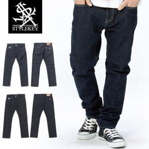 STYLEKEY スタイルキー スキニーデニムパンツ GLORY SKINNY DENIM PANTS(SK17SU-PT01) ストリート系 B系 大きいサイズ|b-bros