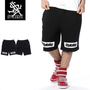 STYLEKEY(スタイルキー) スウェットショートパンツ FIGHTER SWEAT SHORT PANTS(SK18SU-SWSPT01) ストリート系 B系 大きいサイズ|b-bros
