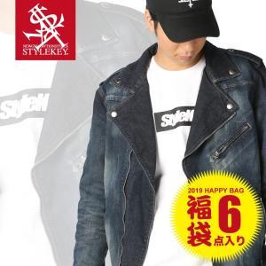 【福袋】【送料無料】 STYLEKEY(スタイルキー) STYLEKEY 2019年 HAPPY BAG★15,000円★(SK19-FB15) ストリート系 B系 大きいサイズ|b-bros