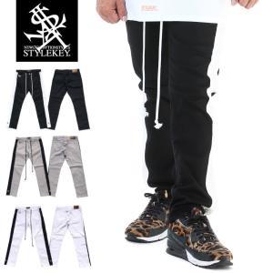 STYLEKEY スタイルキー スキニーパンツ GENERATION LINE SKINNY PANTS(SK19SP-PT01) ストリート系 B系 大きいサイズ|b-bros