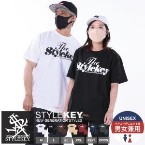 STYLEKEY(スタイルキー) 半袖Tシャツ SWEET LOGO S/S TEE(SK19SP-SS01) ストリート系 B系 大きいサイズ|b-bros