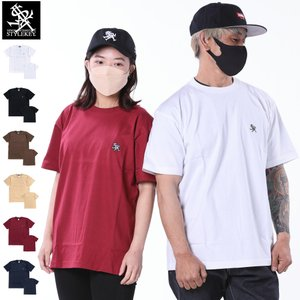 STYLEKEY(スタイルキー) 半袖Tシャツ ROYAL POINT S/S TEE(SK19SU-SS02) ストリート系 B系 大きいサイズ|b-bros