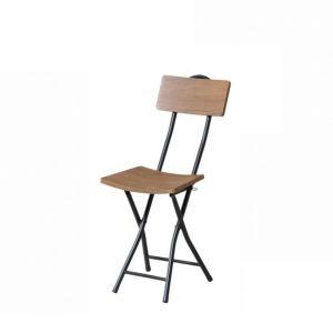 折りたたみ椅子 PFC-VC2(BR) フォールディングチェア /椅子 軽い/折り畳み 式 チェア/...