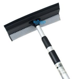 送料無料 アルミ伸縮式ロングクリーナー  (掃除 片付け 窓...
