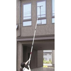 アルミ4段伸縮式 吹抜・天井ワイパー460型  (掃除 片付...
