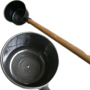ポリ杓 #1.4 (柄つき)(柄杓,ヒシャク,ひしゃく,水まき)|b-bselect