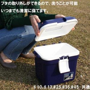 クーラーボックス小型  フォレスクルー #13 お弁当など保冷するのちょうどいいサイズのクーラーボックス|b-bselect|03