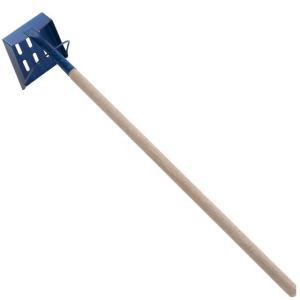 青塗下水ジョレン 大  (ジョレン,清掃用具,清掃用品,清掃機)