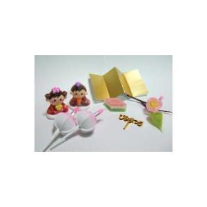 可愛い ひな祭りケーキ 生クリーム 5号 ホール 雛祭りケーキ ひなまつりケーキ 初節句|b-c-c|04
