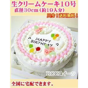 バースデーケーキ10号 No,112/オーダーケーキ10号/パーティーケーキ//ウエディングケーキ/誕生日ケーキ|b-c-c