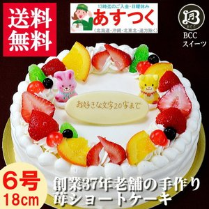 誕生日ケーキ バースデーケーキ プレート 動物菓子2個付/リ...