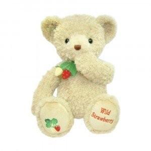 ぬいぐるみ テイクオフ ワイルドストロベリー ベージュ Lサイズ(約50cm)wild strawberry TAKEOFF プレゼント クリスマス|b-cafe
