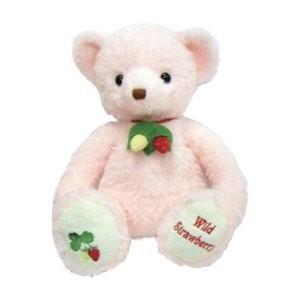 ぬいぐるみ テイクオフ ワイルドストロベリー ピンク Lサイズ(約50cm)wild strawberry TAKEOFF プレゼント クリスマス|b-cafe