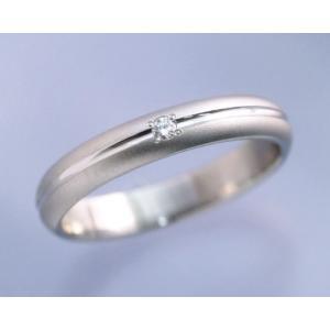 AI アイ プラチナ リング 結婚指輪 「meteore メテオール 」Lady's|b-ciao
