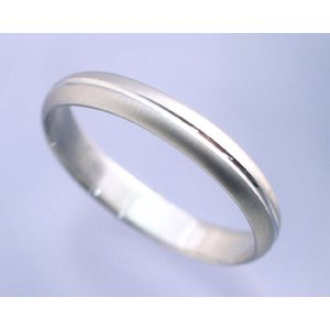 AI アイ プラチナ リング 結婚指輪 「meteore メテオール 」Men's|b-ciao