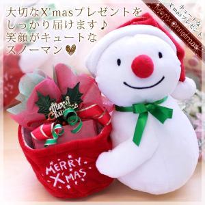 当店ジュエリーとセット注文専用です スノーマンサンタ 大切なクリスマスプレゼントをキュートにお届け サプライズプレゼントの演出に 単品販売不可|b-ciao