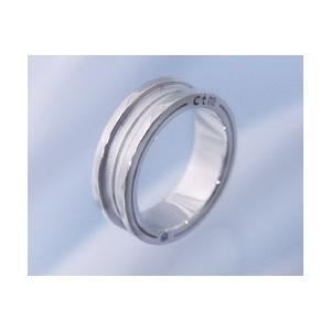 closetomeマットライン ブルーダイヤ リング 指輪|b-ciao