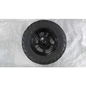 VOX SA31J-347xxx の フロントホイール タイヤ付 *1586479717 中古