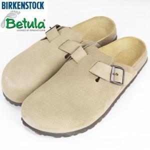 BIRKENSTOCK BETULA ビルケンシュトック ベチュラ ロック スエードレザー ROCK SABO SANDAL サボサンダル トープ/ベージュ|b-e-shop