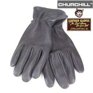 JAMES CHURCHILL ジェームス チャーチル ディアスキン レザーグローブ DEERSKIN LEATHER GLOVE  鹿革手袋 WALNUT チャコール b-e-shop