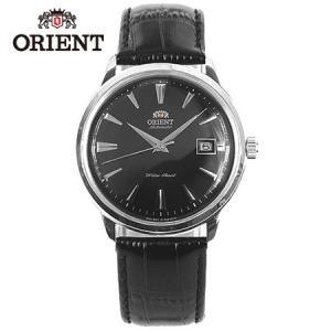 ORIENT [オリエント] Bambino Automatic バンビーノ オートマチック ブラック/シルバー  オリエント 逆輸入 自動巻き ドレスウォッチ メンズ腕時計|b-e-shop