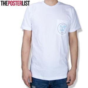 THE POSTERLIST ポスターリスト  Surf LBC 3 Pocket Tee ポケTシャツ ポケットTEE PT640|b-e-shop