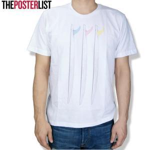THE POSTERLIST ポスターリスト The Are Waves Tee クルーネックTシャツ クルーTEE PT637 ホワイト|b-e-shop