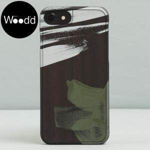 Wood'd ウッド iPhone7 covers ウッド 天然木 アイフォーンカバー iPhoneケース iPhone7 対応 CANVAS COLLECTION TELA QUATTRO [6/6Sにも対応] b-e-shop