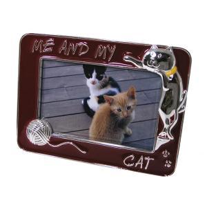 【フォトフレーム】CATフォトフレーム 253-740【写真立て】|b-house