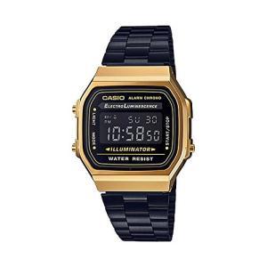 <送料無料>カシオ 腕時計 チープカシオ チプカシ デジタル A168WEGB-1B b-house