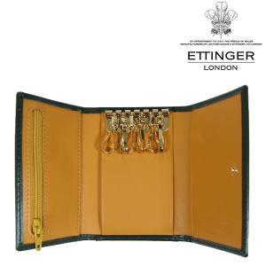 英国御三家として名高く、王室御用達のレザーブランドであるETTINGER(エッティンガー)。 素材に...