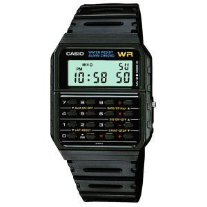 <送料無料>カシオ 腕時計 チープカシオ チプカシ データバンク CA-53W-1Z b-house