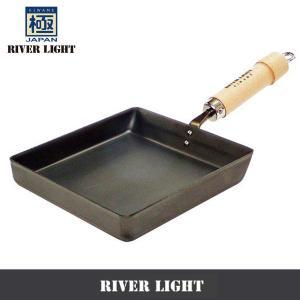 送料無料 リバーライト RIVER LIGHT 極JAPAN たまご焼き 大 KIWAME 極ジャパン 日本製|b-house