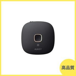 AUKEY Bluetoothレシーバー ブルートゥース オーディオレシーバー NFC機能搭載 10...