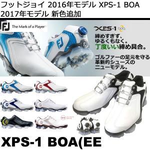【スピード取り寄せ】【Wサイズ】フットジョイ XPS-1 B...